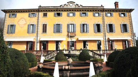 Capodanno Villa Porro Pirelli Induno Olona